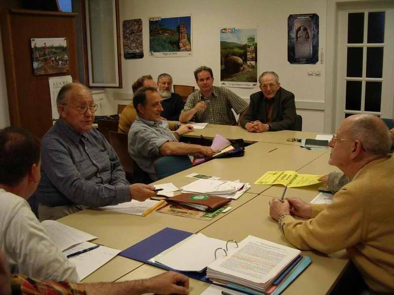 Committee meeting (March 2003)